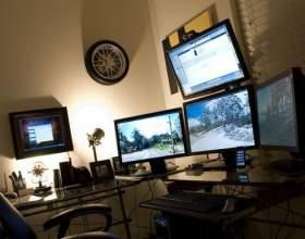 Как подключить компьютер к lcd-телевизору фото