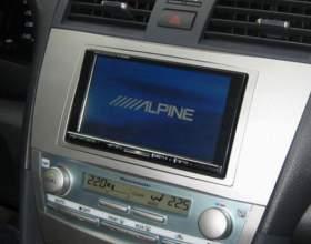Как подключить магнитолу alpine фото