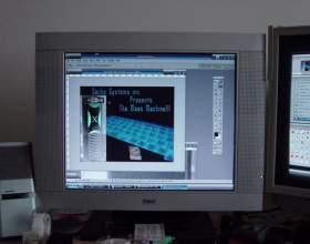 Как подключить монитор с колонками фото