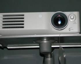Как подключить проектор acer фото