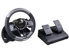 Как подключить руль и педали к компьютеру фото