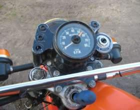 Как подключить тахометр в мотоцикле фото