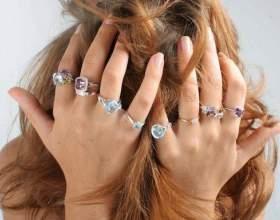 Как подобрать кольцо по форме руки и пальцев фото