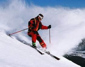 Как подобрать лыжи и палки по росту фото