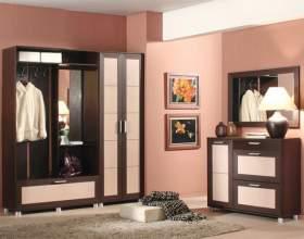 Как подобрать мебель для коридора фото