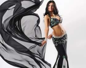 Как подобрать наряд для танца живота фото