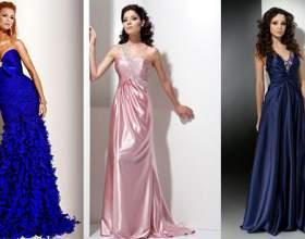 Как подобрать платье в пол по типу фигуры фото