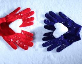 Как подобрать размер перчаток фото
