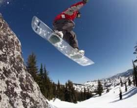 Как подобрать размер сноуборда фото
