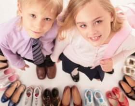 Как подобрать удобную обувь для ребенка фото