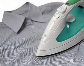 Как погладить рубашку быстро фото