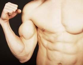 Как похудев, наращивая мышцы фото
