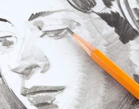 Как поэтапно нарисовать портрет карандашом фото