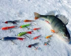 Как поймать рыбу зимой фото