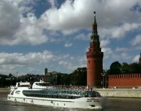 Как покататься по москве-реке фото