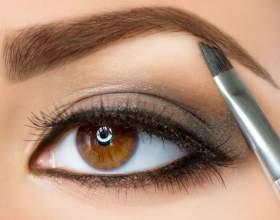 Как покрасить брови хной фото