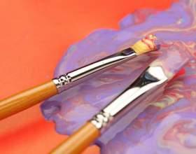 Как покрасить гипс фото