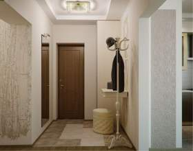 Как покрасить коридор фото