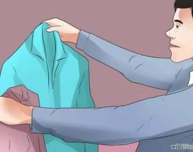 Как покрасить одежду фото