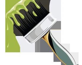 Как покрасить трубы фото