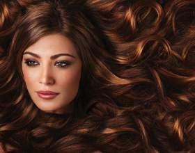 Как получить каштановый цвет волос фото