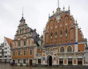 Как получить латвийскую визу фото