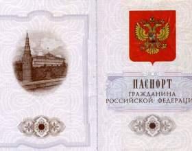 Как получить российский паспорт фото