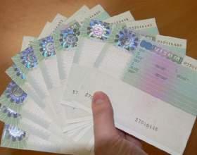 Как получить шенгенскую визу пенсионеру фото