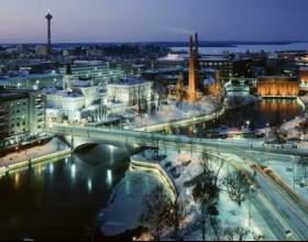 Как получить шенгенскую визу в финляндию фото