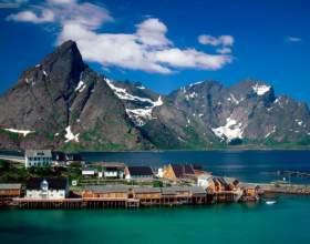 Как получить визу в норвегию фото