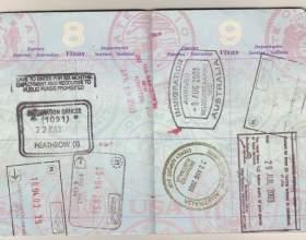 Как получить визу в россию гражданину грузии фото