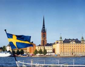 Как получить визу в швецию фото