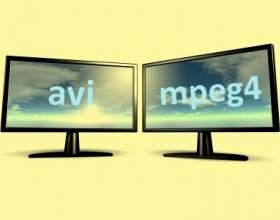 Как поменять avi формат фото