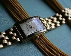 Как поменять браслет на часах фото
