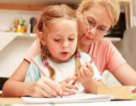 Как помочь ребенку делать уроки фото