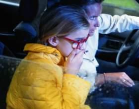 Как помочь ребенку при укачивании фото
