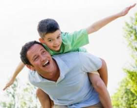 Как помочь сыну фото