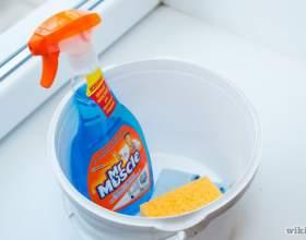 Как помыть окна фото