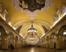 Как попасть на бесплатную экскурсию по московскому метрополитену фото