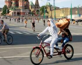 Как попасть на велопарад в москве фото
