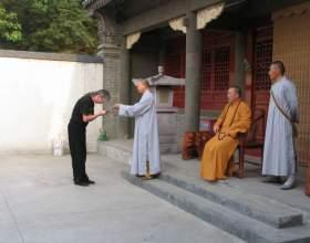 Как попасть в шаолиньский монастырь фото
