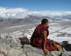 Как попасть в тибетский монастырь фото