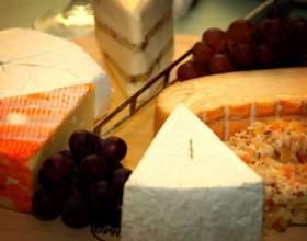 Как порезать сыр фото