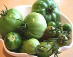 Как посолить зеленые помидоры фото