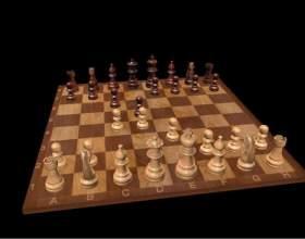 Как поставить шах и мат фото