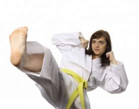 Как поставить удар ногой фото