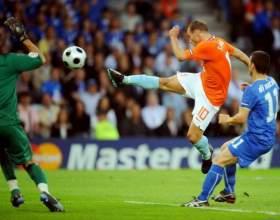 Как поставить удар в футболе фото