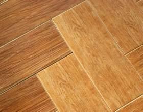 Как постелить деревянный пол фото