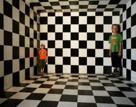 Как построить перспективу комнаты фото