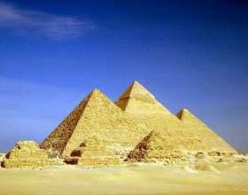 Как построить пирамиду из бумаги фото